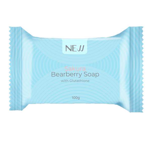 NEW-Sakura-Bearberry-Soap-with-Glutathione